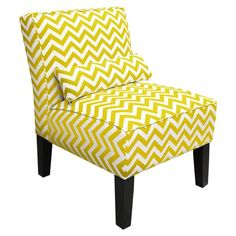 I pinned this Stella Accent Chair from the Preppy 101 event at Joss and Main!