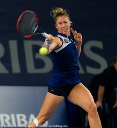 Pauline Parmentier upset top seed Andrea Petkovic in the first round #Luxembourg   http://www.womenstennisblog.com/2014/10/14/cornet-lisicki-advance-luxembourg-highlights/