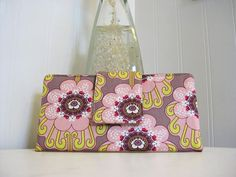 Must have wallet Contempo Blooms by KomonoArt on Etsy, $28.00