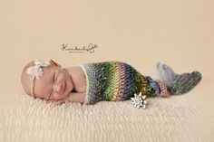 Baby Mermaid - cutest thing I have ever seen! gift ideas, baby gifts, sweet babi, babi gift, babi mermaid