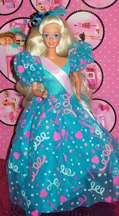 1993 Birthday Barbie