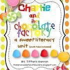 What could be better than spending a whole week using a story about a chocolate factory to teach the common core standards!  This unit is packed full of ELA activities, fun crafts, math tubs, and literacy centers.