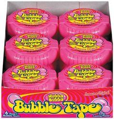 Bubble Tape gum