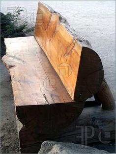 Buche de bois et compagnie log are fun to use on pinterest log be - Buche de bois decorative ...