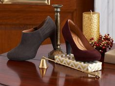 Clarks Holiday 2013 | #heels | #holiday | #giftideas