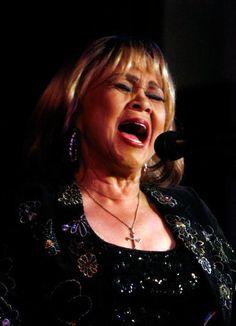 Blues legend Etta James