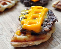 Waffleizer - Will it Waffle? From Waffleburgers to S'moreffles, can your waffle maker be the ultimate cooking tool? Recipes and results await!