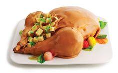 It's a Turkey! It's a Cake! It's a Turkey Cake!