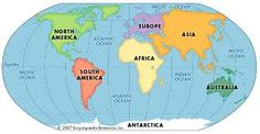 Step foot on all Seven Continents (DONE - North America, Europe, Asia)