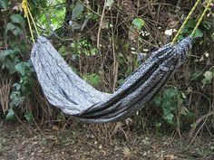 DIY hammock