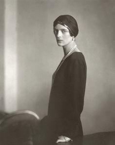 Edward Steichen, Princess Irina Alexandrovna Yusupov, ca. 1924 | Flickr - Photo Sharing!