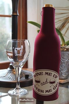 The Wine WetSuit from Wine Dweller - ON SALE!
