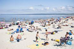 Winnipeg Beach (the sand goes on for miles)