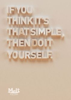 life motto, diy crafts, life lessons, inspir, design blogs, typography art, the rules, quot, 3d typography