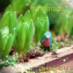 UKhandmade magazine spring/2011