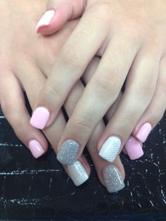 Nails full color gel