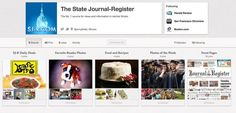 GateHouse Media and Interactive Division hosted a webinar looking at how news organizations can best use Pinterest.
