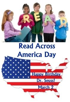 "Lesson plan ideas and Dr. Seuss quotes to use for ""Read Across America Day"" on March 2."