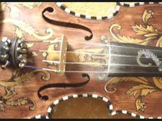 Norwegian Hardanger Fiddle