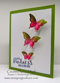 Stamping to Share: Stamping to Share Demo Meeting Swaps - July 2014 - Part One