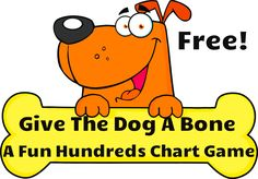 A highly interactive hundreds chart game! Great way to practice hundreds chart skills. Free!