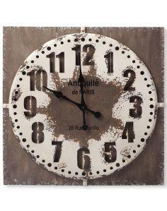 Rustic Antique Design Clock