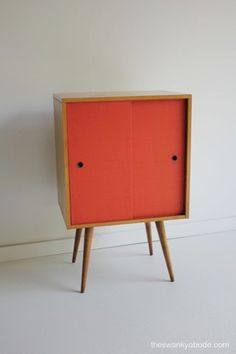 Paul McCobb Bar Cabinet - 1950s