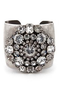 Weddings   Sparkle..Shimmer..and Shine! - The perfect statement piece - #sparkle #weddings #bridal #jewelry