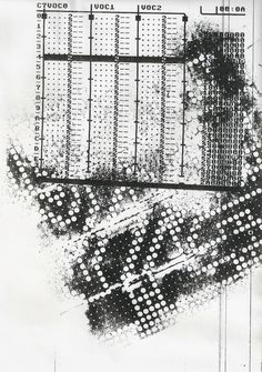 'Fax & Frankering for Folket' performance.  Original DEFMON.
