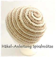 crochet hat pattern, german