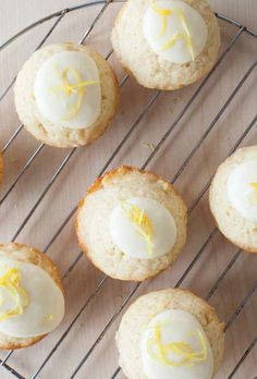 Epicure #GlutenFree Lemon Cupcakes