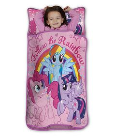 Look what I found on #zulily! My Little Pony Nap Mat by My Little Pony #zulilyfinds