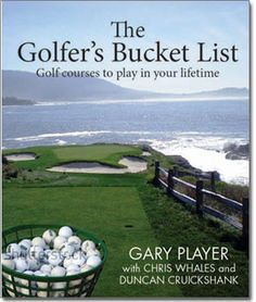 Book - Golfers Bucket List - http://www.giftsforblokes.com.au/golf_gifts.html#