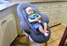 Stokke Steps high chair grows with your child {giveaway} - Savvy Sassy Moms