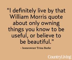 Tour Trina's home: http://www.countryliving.com/homes/house-tours/white-farmhouse-christmas    #decorating #quotes #words