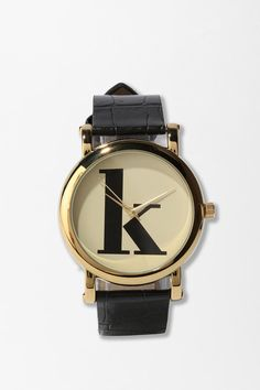 typewriter initial watch. Fingers crossed for a G