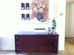 buffet tables, upcycl dresser