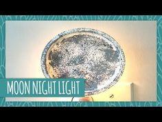 Moon Night Light - HGTV Handmade