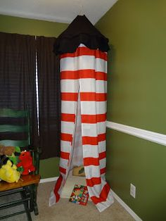 DIY No Sew Kids Tent: Quick, easy, inexpensive, and fun!