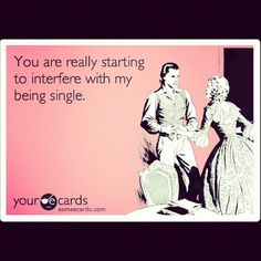 party like a rockstar. - #single girl problems #ecards (Taken with...