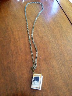Mini The Deans' Bible necklace was author Angie Klink's Mother's Day gift from her two sons! http://www.amazon.com/gp/product/1557536767?ie=UTF8&at=&force-full-site=1&ref_=aw_bottom_links