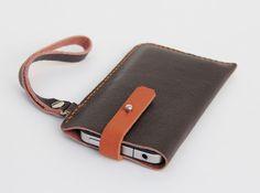 Wristlet case  (#iPhone, #iPhonecase, #iPhonecover via cupidtino.com team)