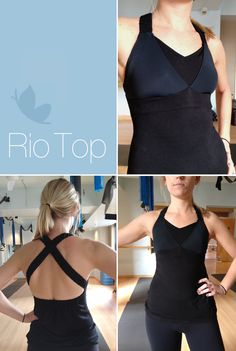 I adore this top.  It's the whole top version of our Ultra Support Performance Bra.  I've worn it on the mat (I've put in 50 Lithe test hours wearing it!) and out to dinner with a wrap over it.  The jersey fabric is so soft and comfortable and the bra separates and lifts (via cross-back straps) without flattening you out.