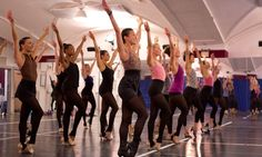 11 tips for standing out from the back of the room. These are great tips for auditions, performances and just daily class