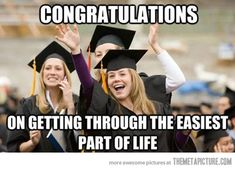 real life, laugh, schools, the real, high school graduation, funni, true, humor, colleg