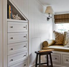 Upstairs Dormer Idea