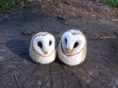 Handmade By November: owls