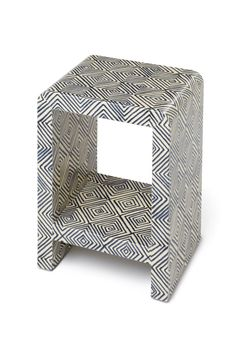JMF SIDE TABLE by TimelessAccessories on Etsy, $1000.00
