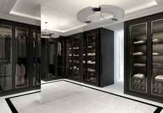 Black and White His Closet