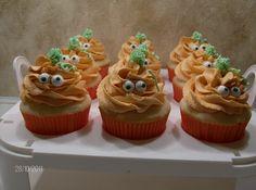 Spook-cakes
